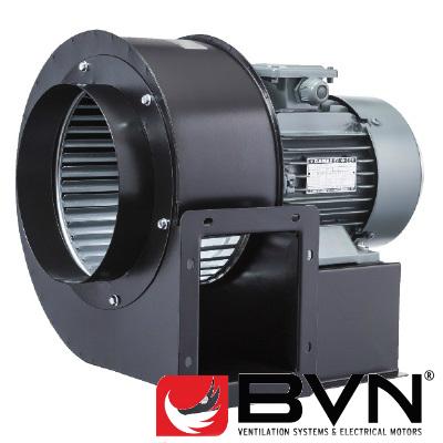 промышленный радиальный вентилятор