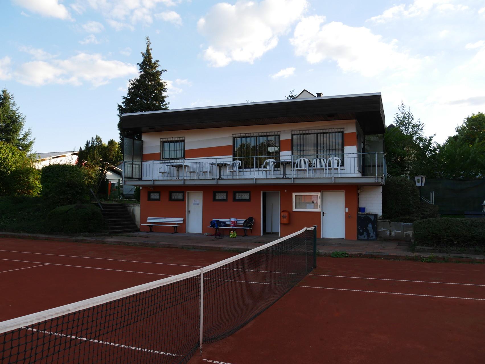 Unsere Anlage - MJC Tennis Homepage