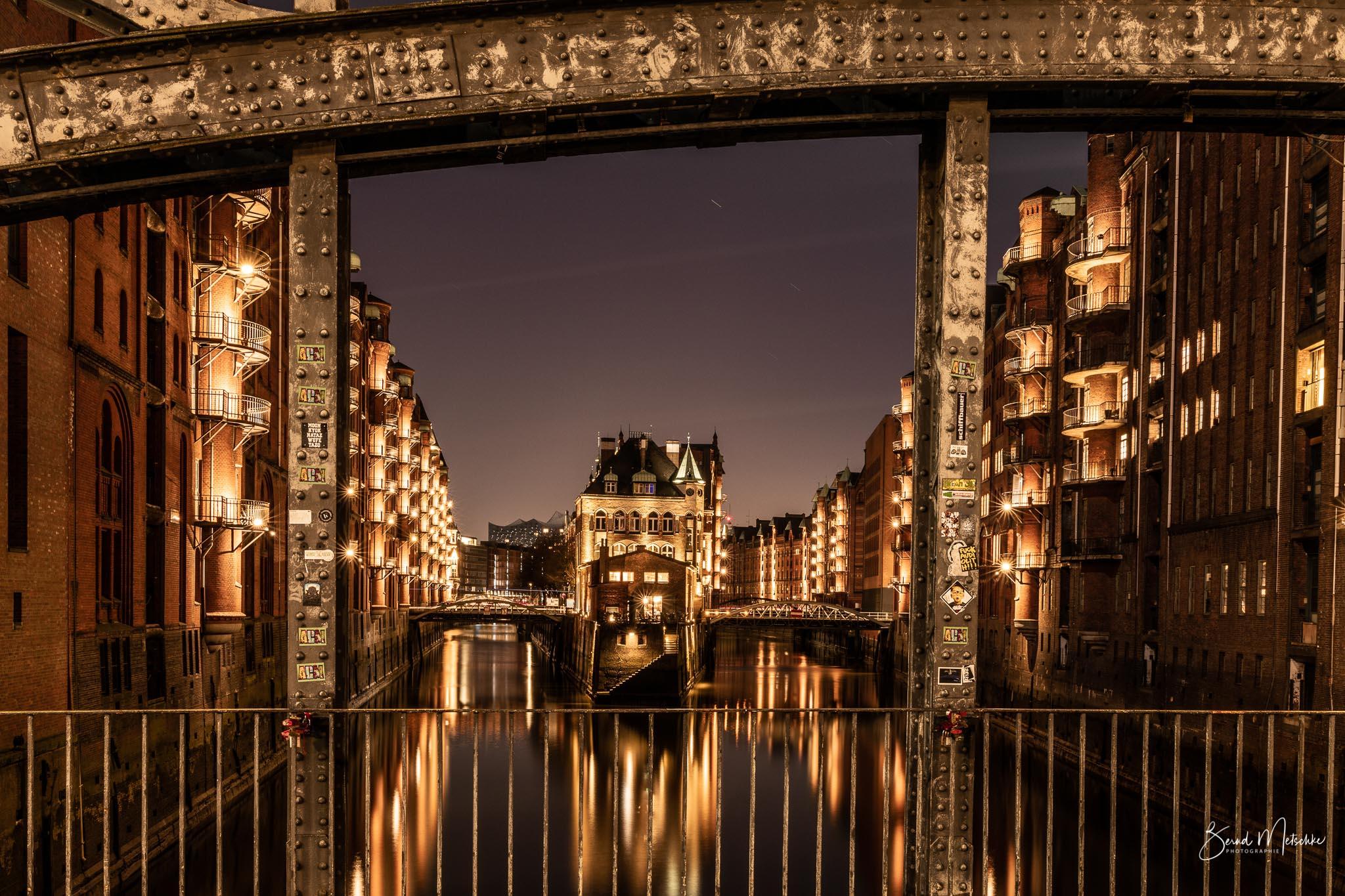 UNESCO-Welterbe Speicherstadt