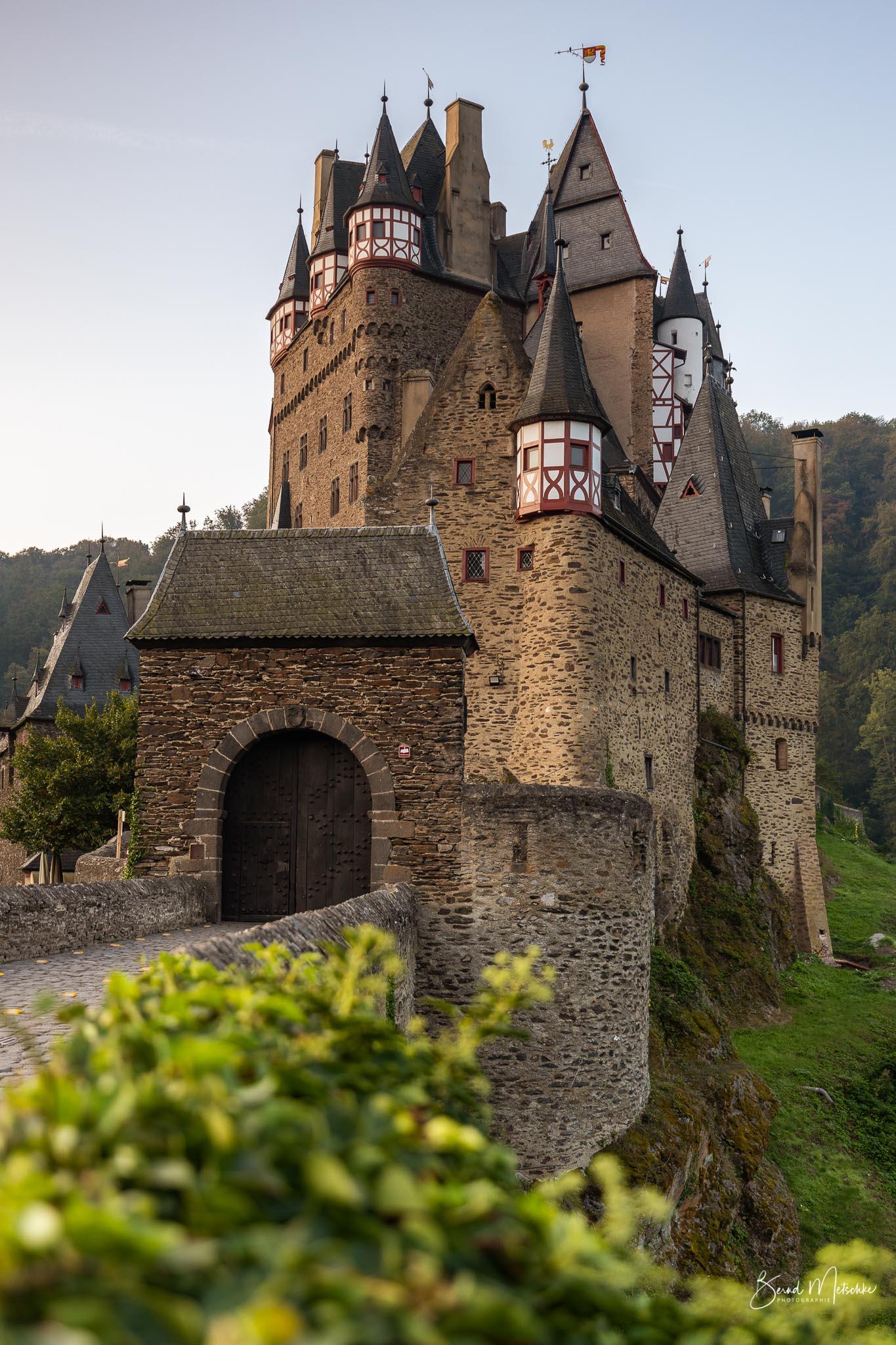Die Burg Eltz, eine der schönsten Burganlagen Deutschlands.