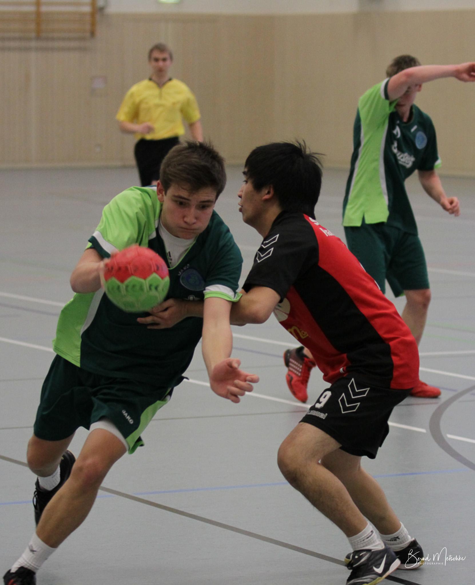 BHC - Flöha (01/2011)