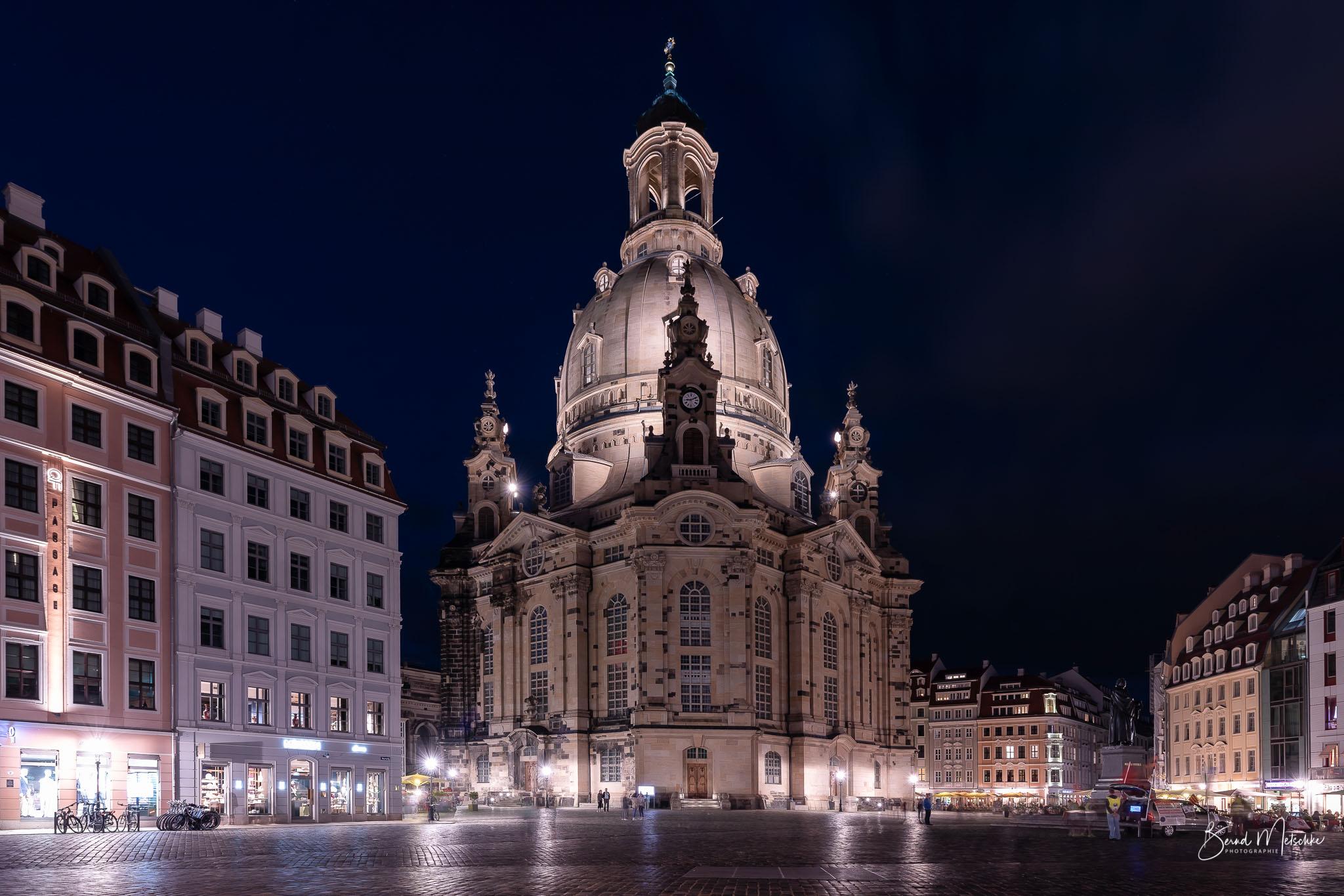 Die Frauenkirche: Das berühmteste Wahrzeichen Dresdens