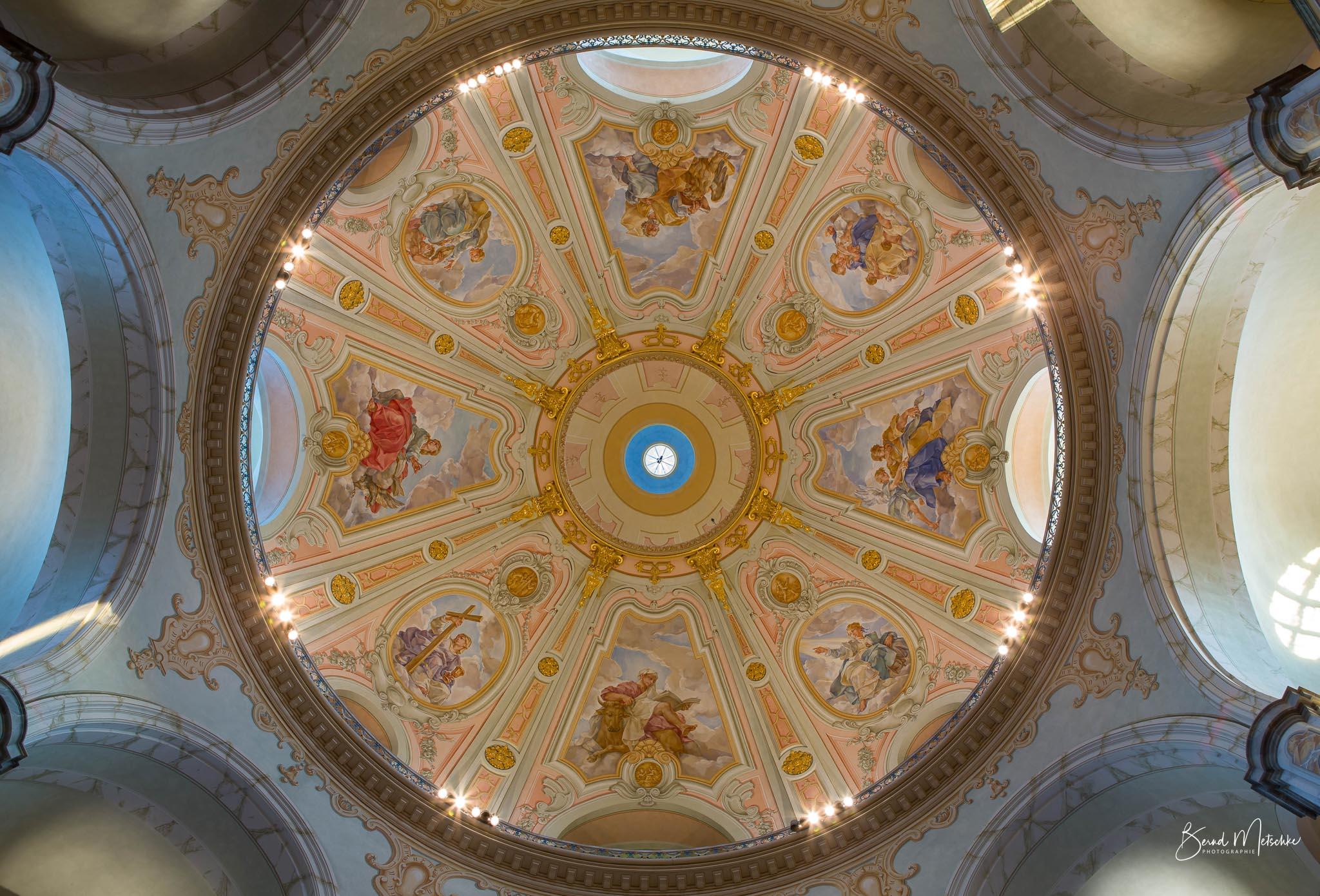 Kuppel der Frauenkirche