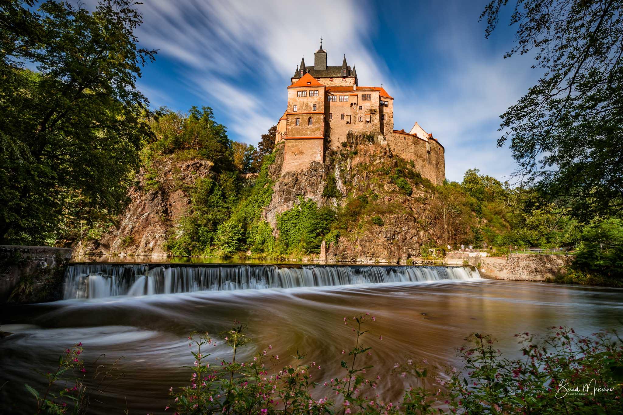Sachsens schönste Ritterburg: Burg Kriebstein