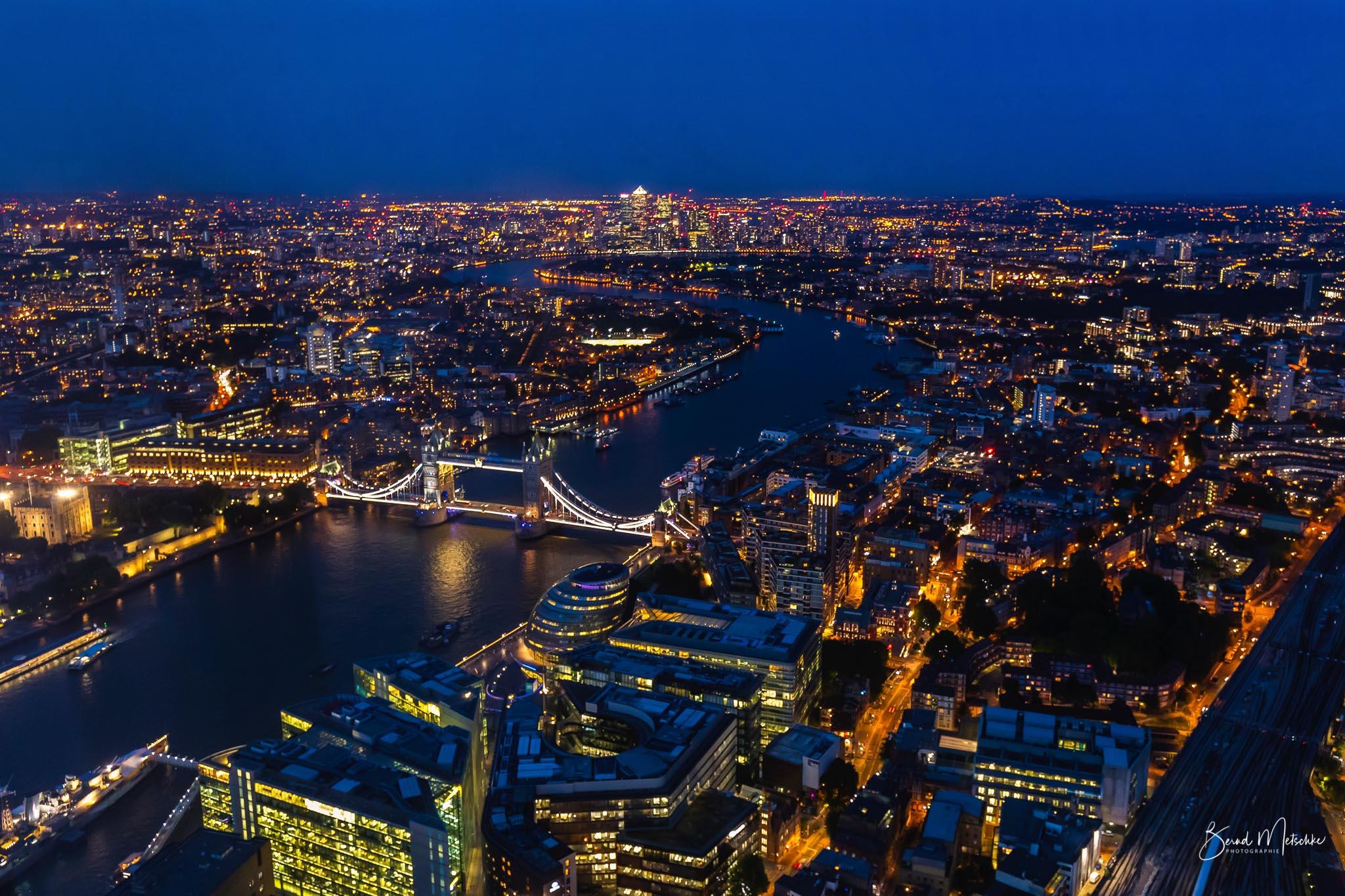 Nacht in London