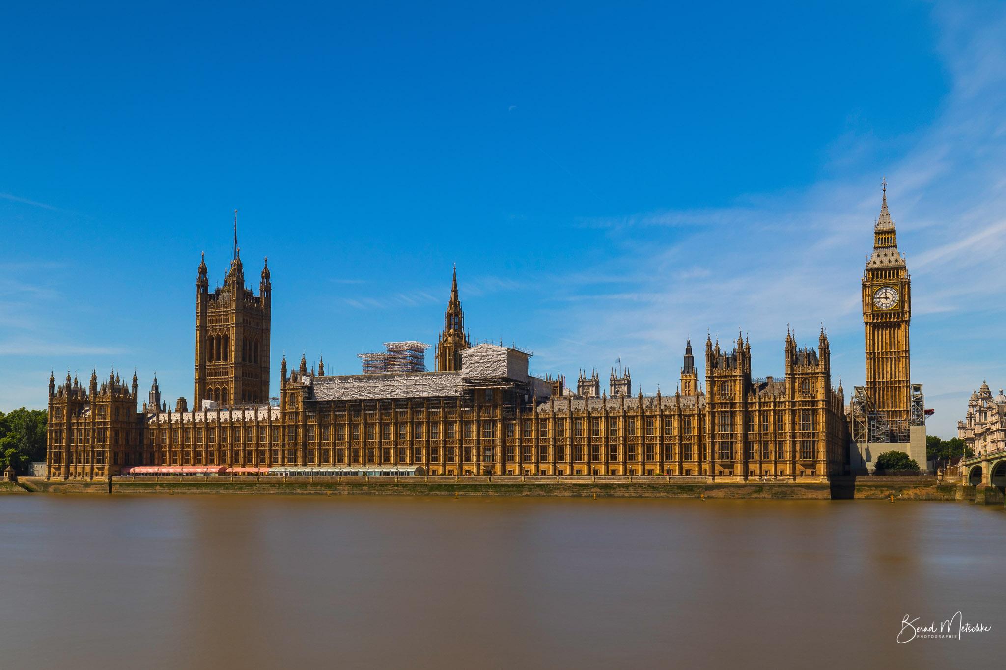 Westminister und Big Ben