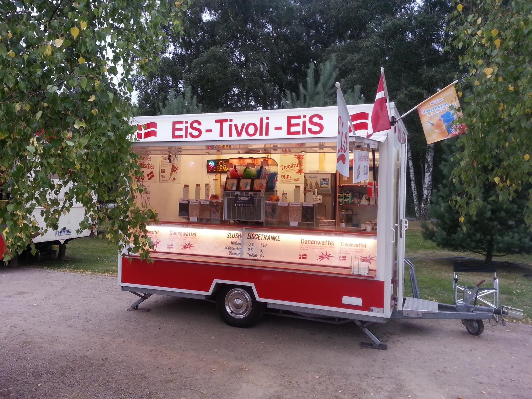 Tivoli 10 beim Drachenfest in Norderstedt
