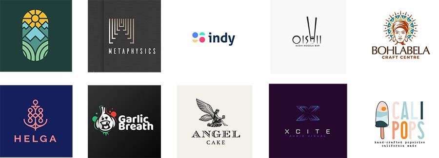 Die 10 stärksten Logotrends 2021