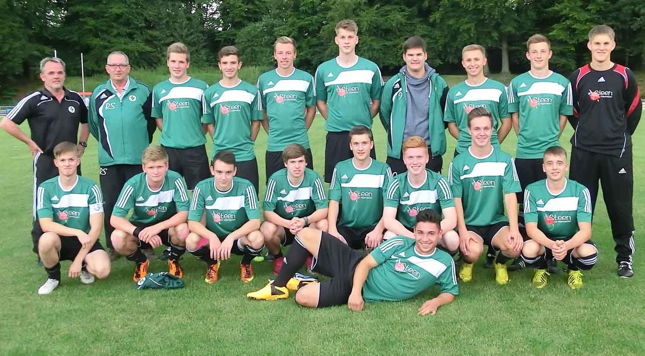 U19 - Niedersachsenliga Saison 2013/14