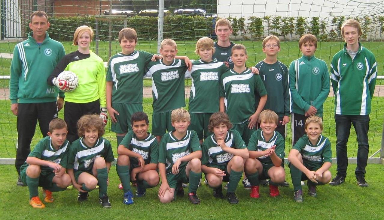 U12 Saison 2012/13