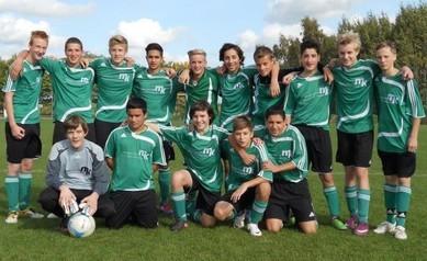 U15 - Bezirksliga 2012/13