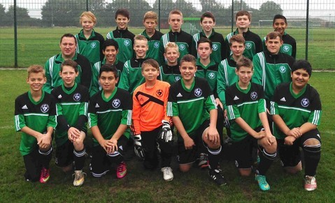 U 14 - Kreisliga Saison 2013/14