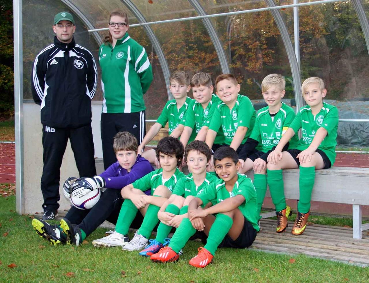 VSK U12 Saison 2013/14
