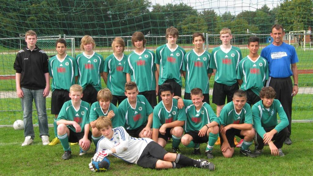 U16-II - Saison 2011/12