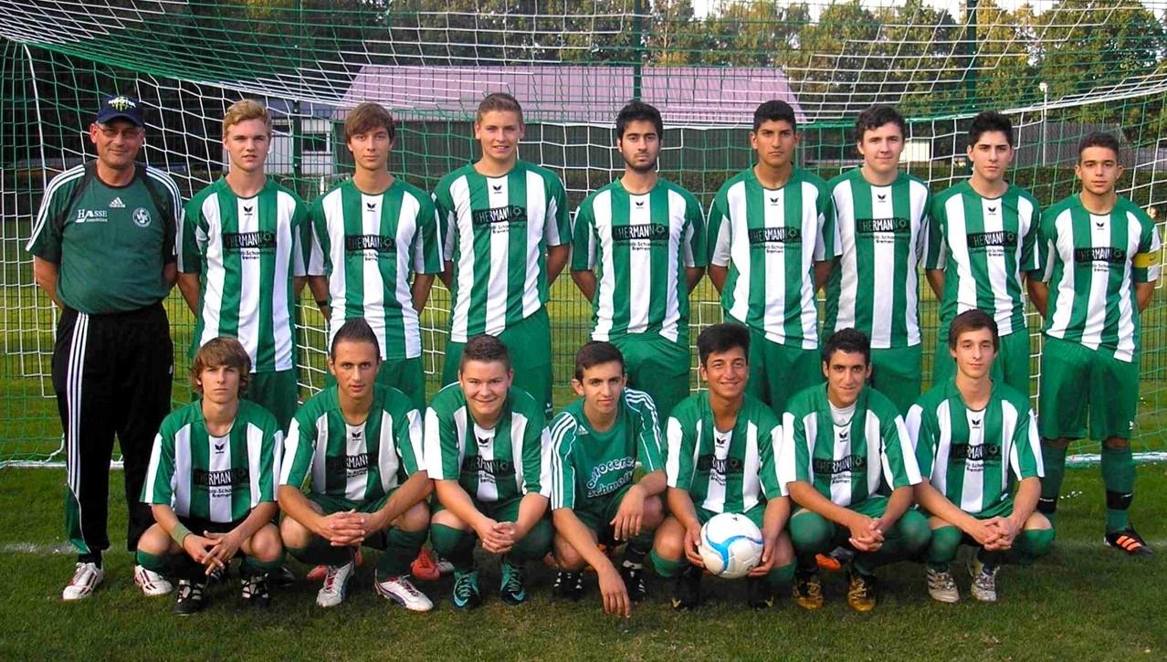 U19 2012/13 (Kreismeister 2011/12)