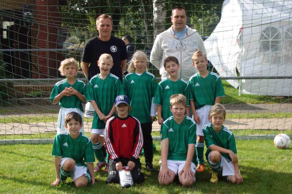 U11 (Supercupsieger 2011/12)