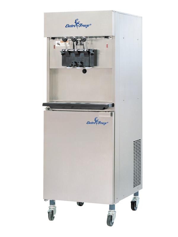 ELECTRO FREEZE:  fabrication de crèmes glacées.