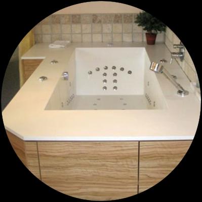 WPS Private_Hydrobath | Massagebadewanne für Zuhause von WPS