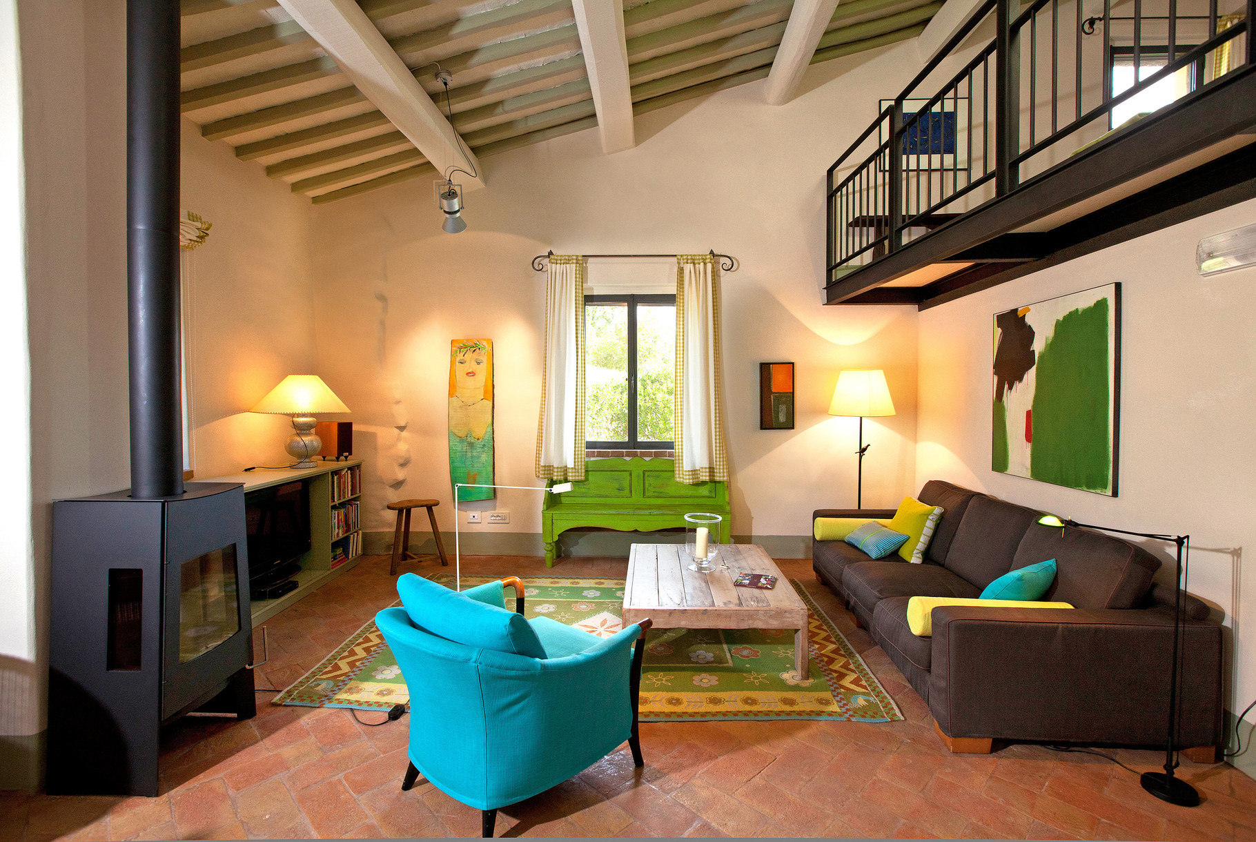 wohnung 8 la gioia der ferientraum in umbrien. Black Bedroom Furniture Sets. Home Design Ideas