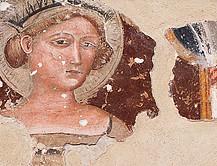Fresko in Montefalco
