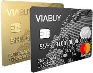 Prepaid Kreditkarten trotz Schufa ohne Bonität von Viabuy