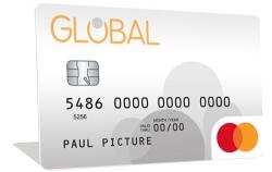 Kreditkarte ohne Schufa Abfrage und Eintrag - Global-Konto Premium Mastercard