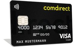 Comdirekt Visa Card