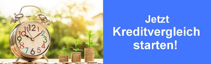 Kreditvergleich für Baufinanzierung, Modernisierungskredit und Wohnkredit