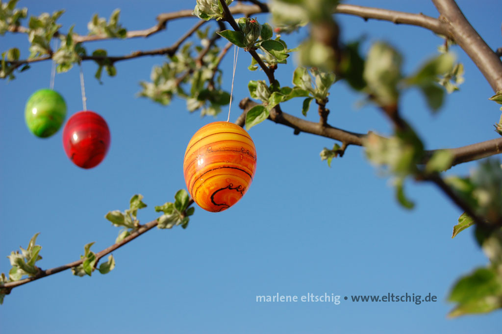 Ostereier | Easter eggs. Germany