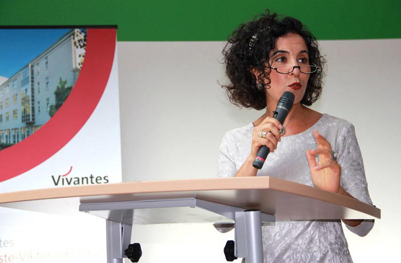 Berliner Senatorin Emine Demirbüken-Wegner