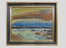 Siegward Sprotte - Am roten Kliff