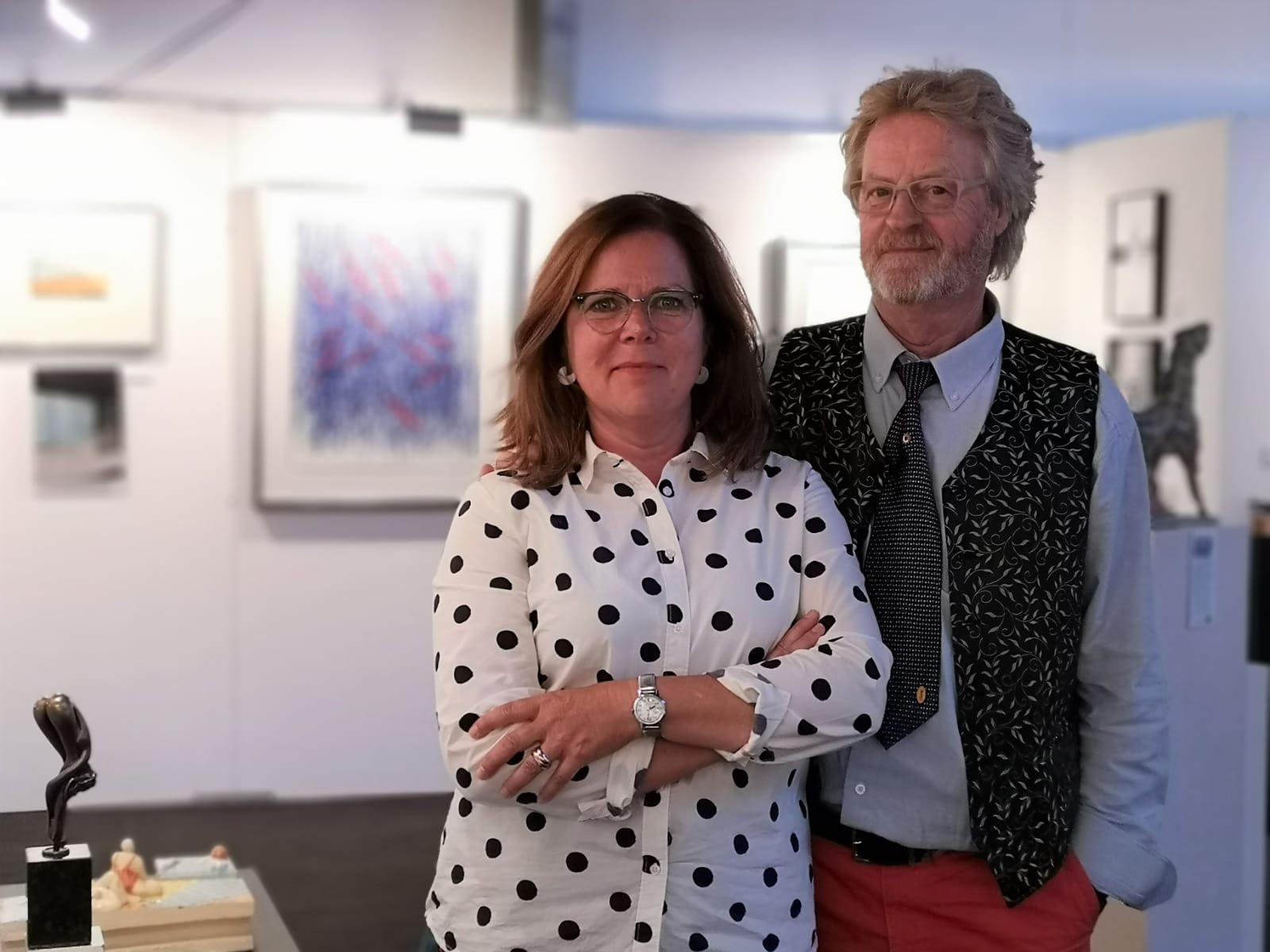 Sabine und Wolfgang Pfanne-Dreesen