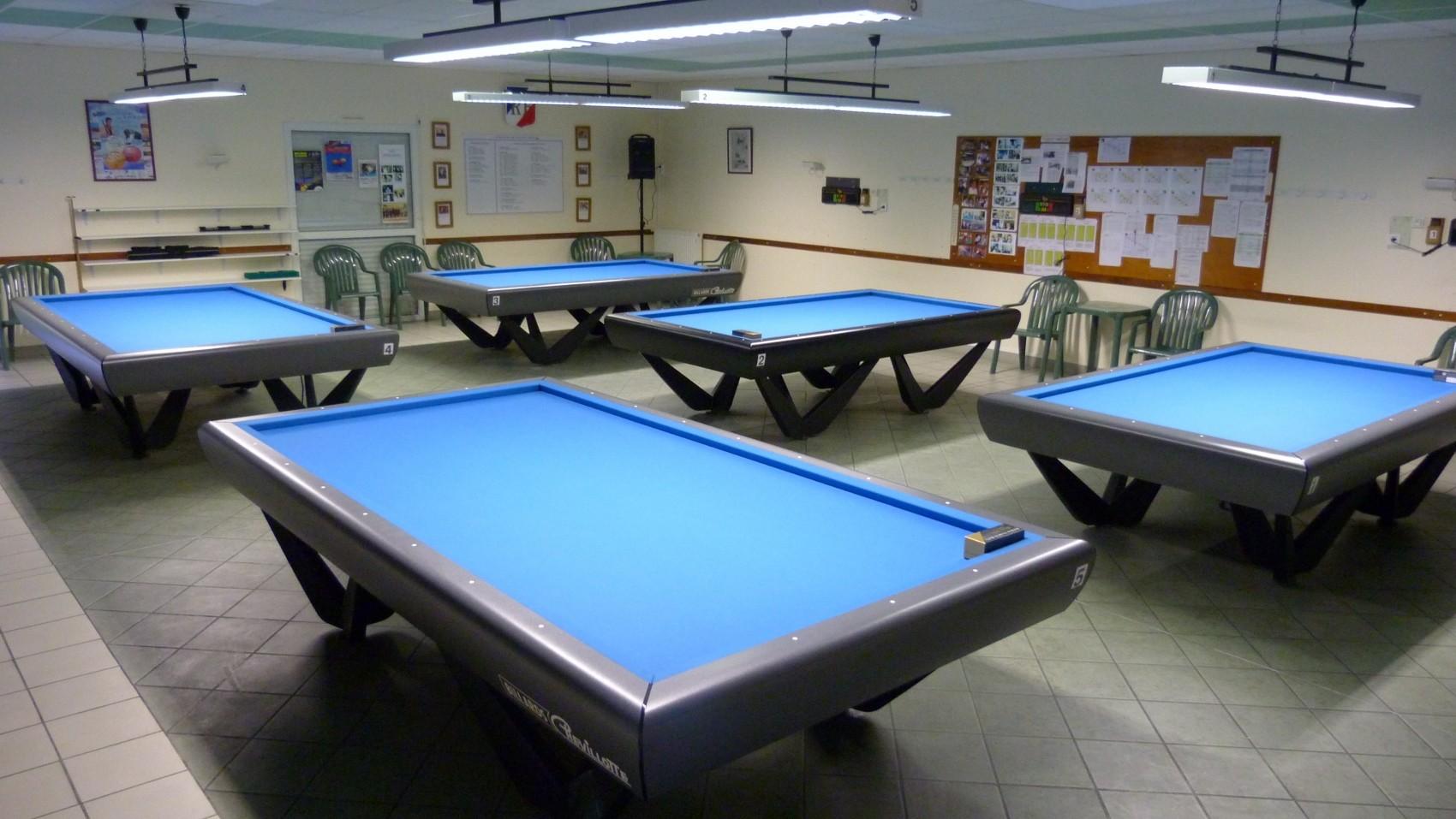 le 31 octobre 2013 la salle est opérationnelle.