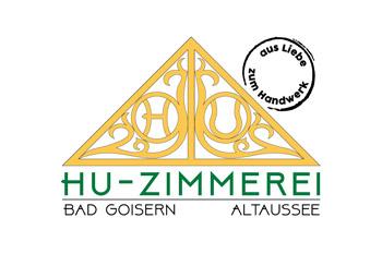 HU Zimmerei Logo