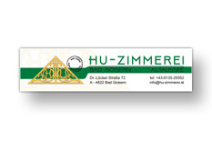 HU-Zimmerei Transparent
