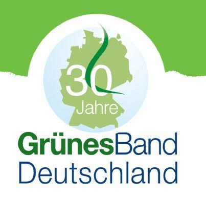 """Logo """"Grünes Band Deutschland"""""""