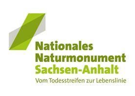 """Logo """"Nationales Naturmonument"""" Sachsen-Anhalt, c MULE"""