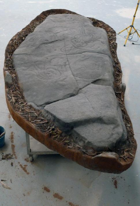 Réplica de Petroglifo de Poio