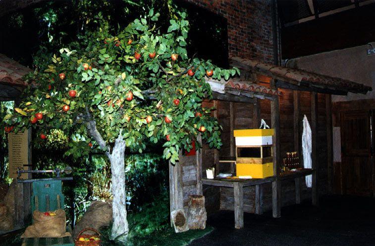 Manzano Ficticio, Museo de la Sidra, Nava, Asturias.