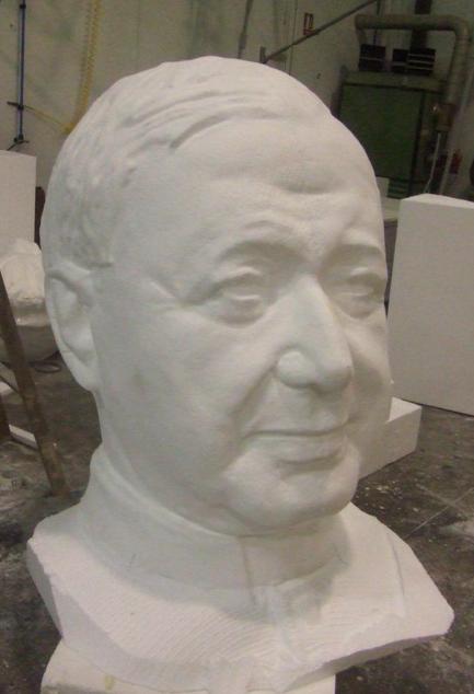 Cabeza Gigante, Monseñor Escrivá de Balaguer