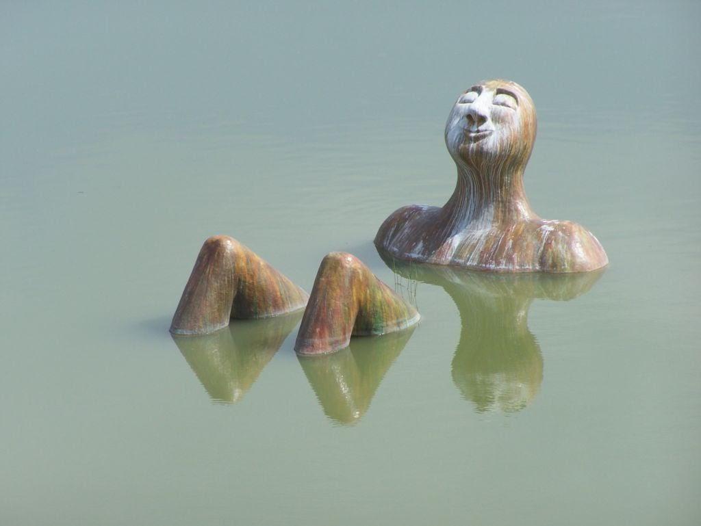 Hacer una Escultura Flotante ...