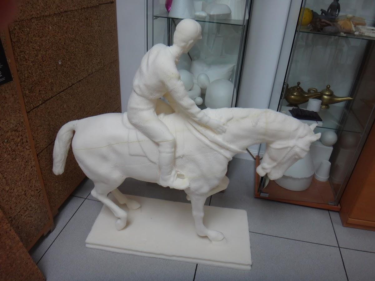 Ampliaciones de tus esculturas ...