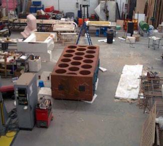 Ladrillo Gigante, para la Feria Construmat
