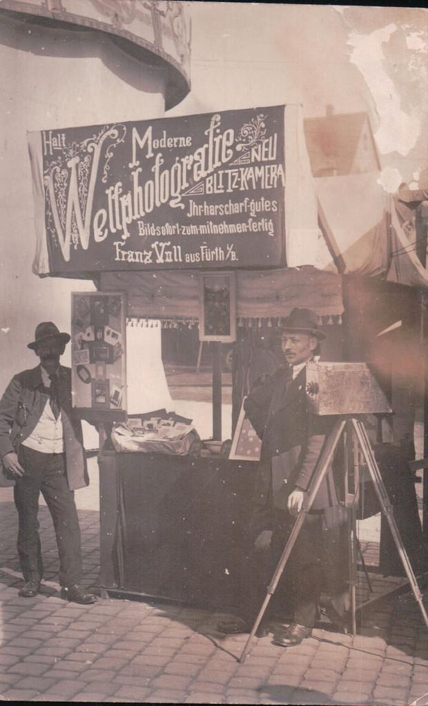 Volls Potographie 1918