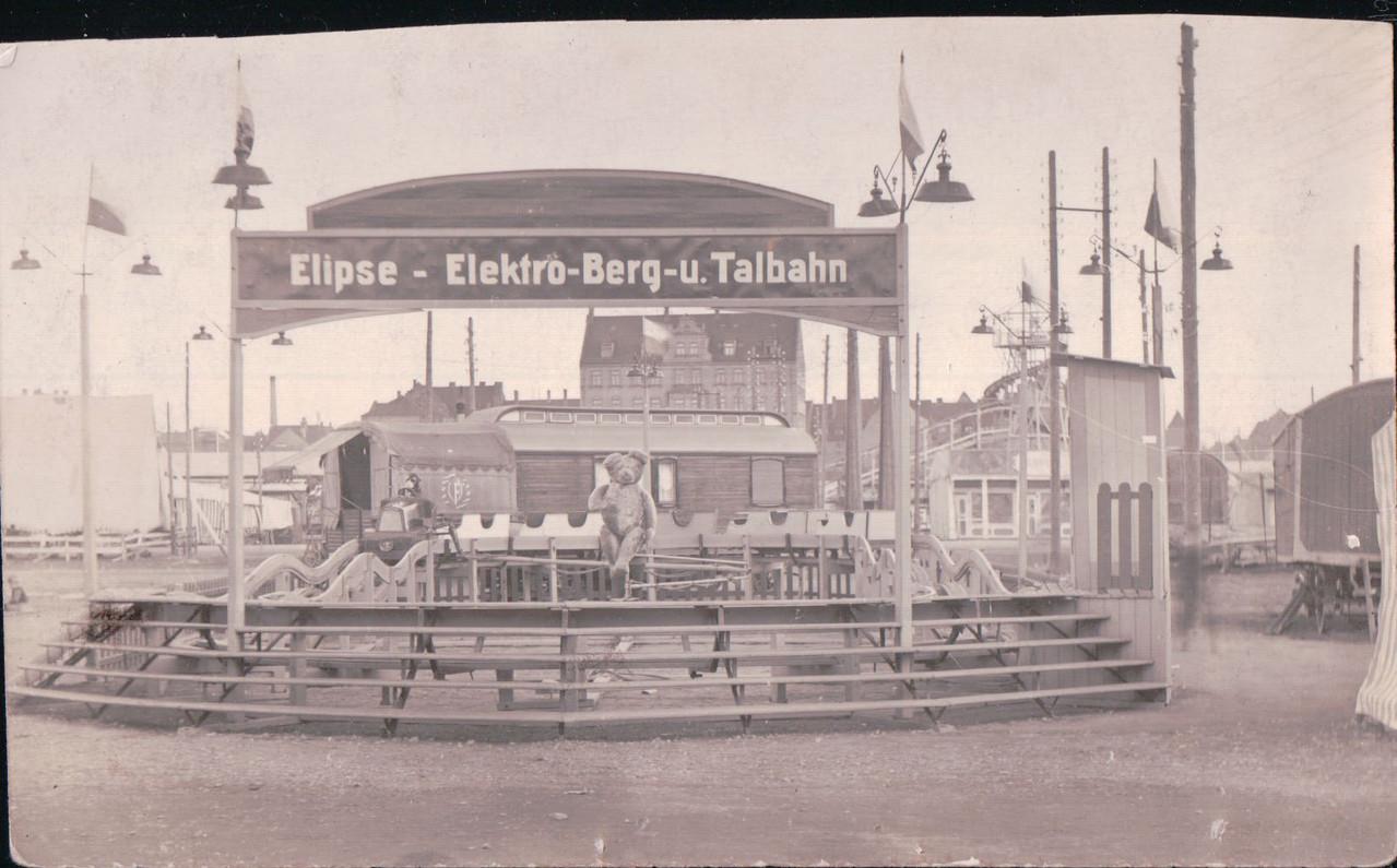 Michel elektrobahn 1931
