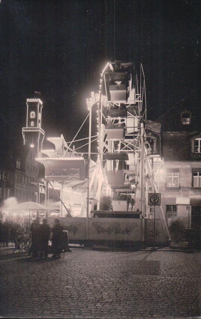 Kirchweih Fürth 1946
