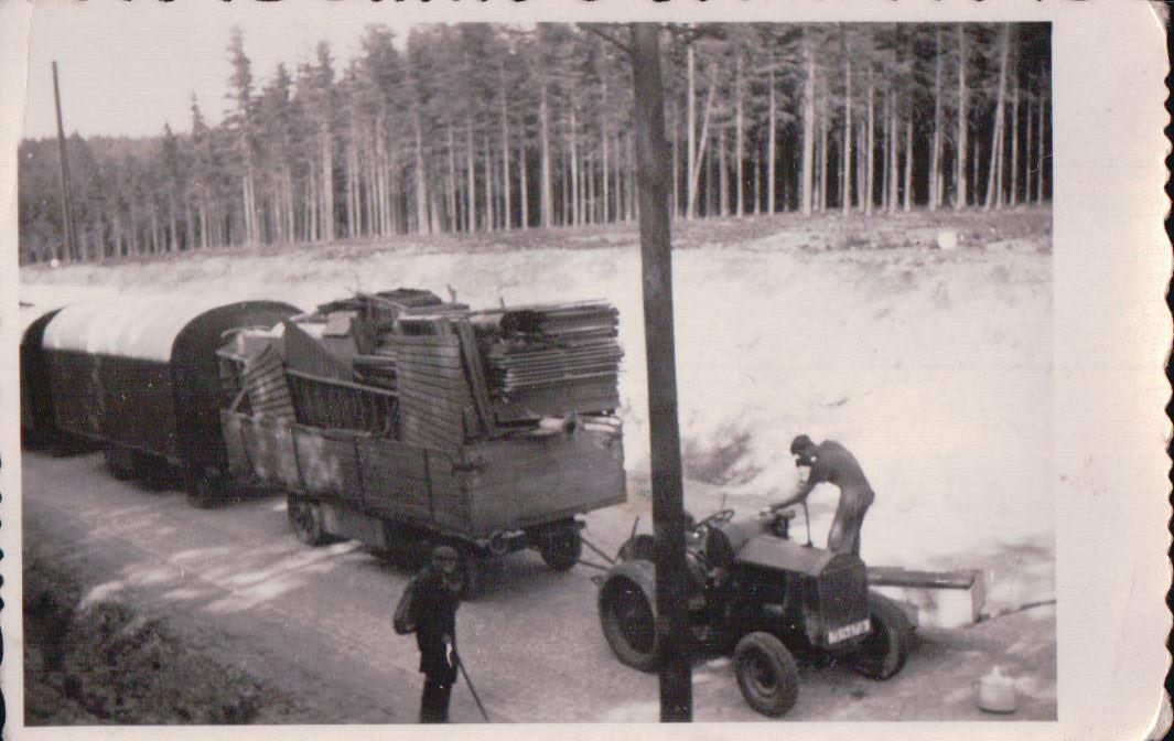 Transporte um 1925