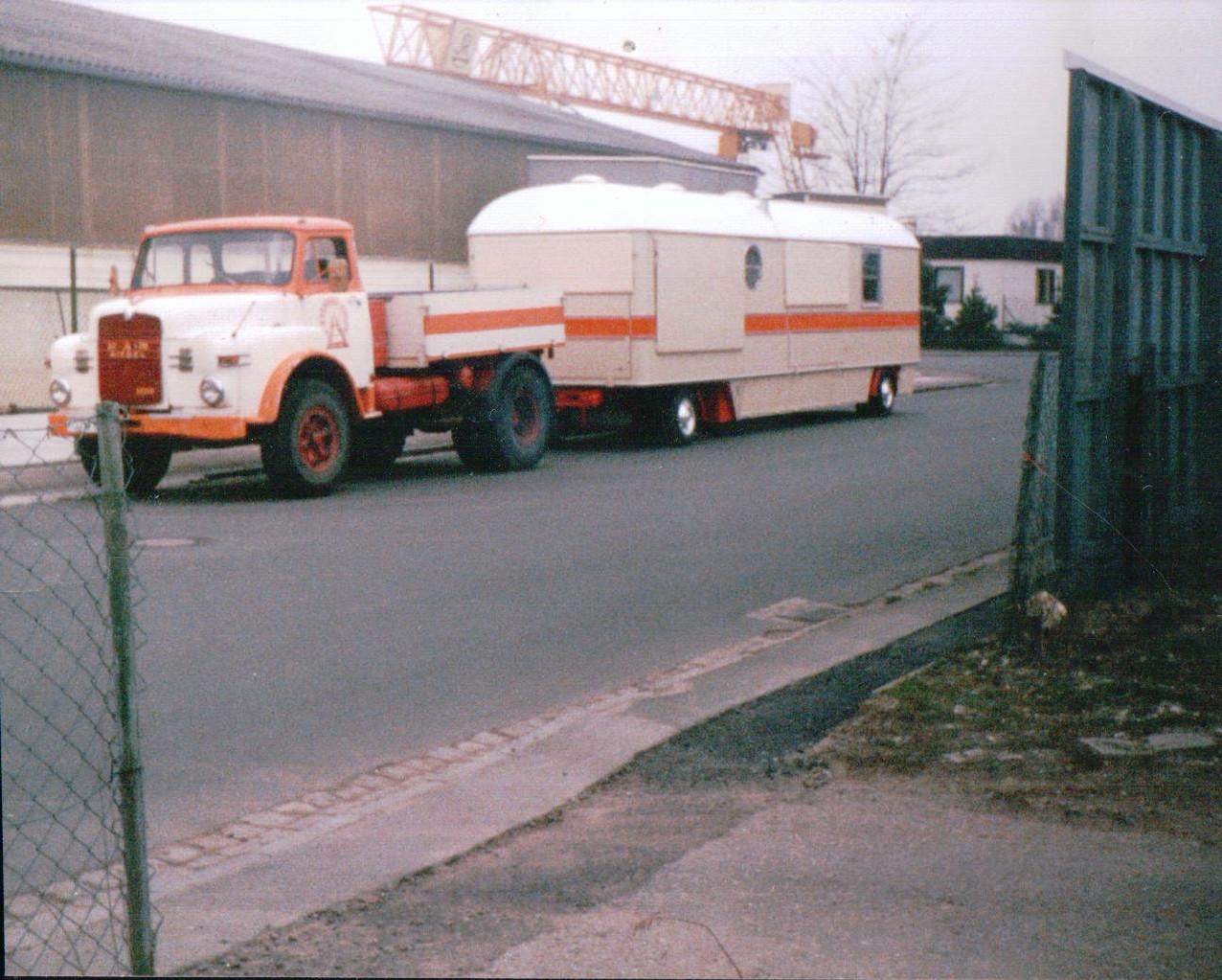 Transporte um 1980