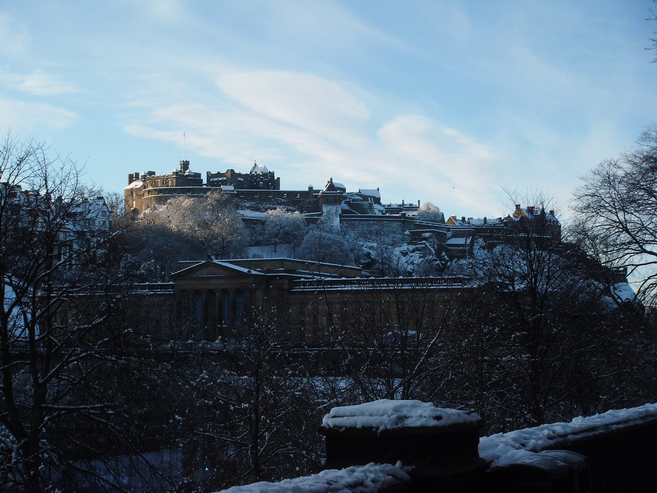 Ebinburgh Castel