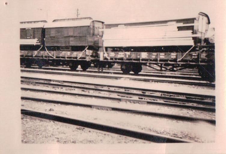 Bahnverladung 1930